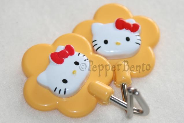 Hello Kitty Sticky Back  Hooks