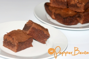 America's Test Kitchen Fudgy Brownies For Two